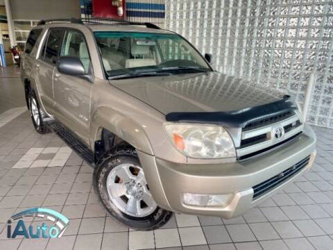 2004 Toyota 4Runner for sale at iAuto in Cincinnati OH