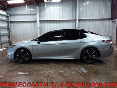 2019 Toyota Camry for sale at East Coast Auto Source Inc. in Bedford VA