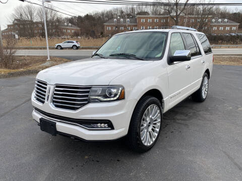 2015 Lincoln Navigator for sale at Turnpike Automotive in North Andover MA