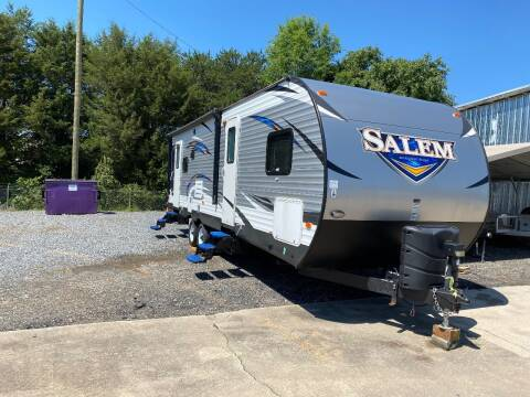 2017 Salem M28RLDS for sale at Michael's Cycles & More LLC in Conover NC