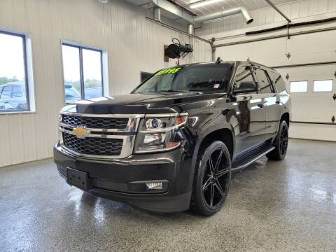 2016 Chevrolet Tahoe for sale at Sand's Auto Sales in Cambridge MN