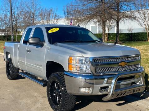 2012 Chevrolet Silverado 1500 for sale at UNITED AUTO WHOLESALERS LLC in Portsmouth VA