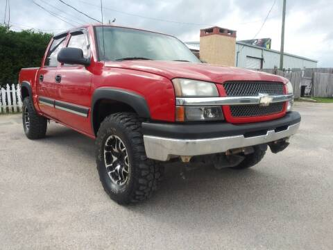 2005 Chevrolet Silverado 1500 for sale at Best Buy Autos in Mobile AL