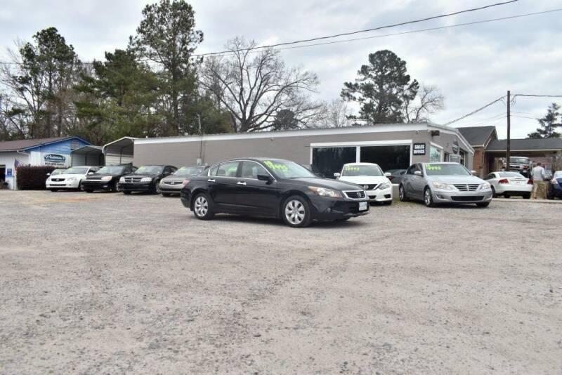 2010 Honda Accord for sale at Barrett Auto Sales in North Augusta SC