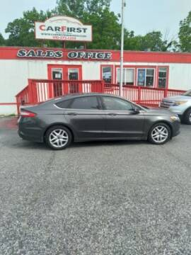 2016 Ford Fusion for sale at CARFIRST ABERDEEN in Aberdeen MD