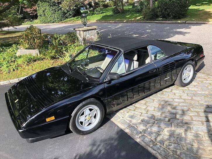 1993 Ferrari Mondial T for sale at Island Motor Cars in Nesconset NY