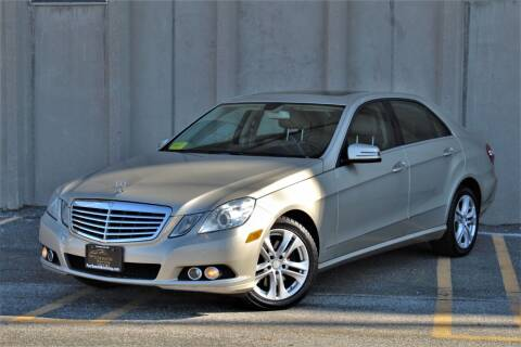2010 Mercedes-Benz E-Class for sale at Four Seasons Motor Group in Swampscott MA