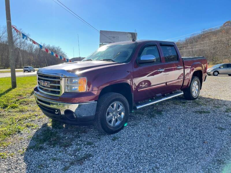 2013 GMC Sierra 1500 for sale at Court House Cars, LLC in Chillicothe OH
