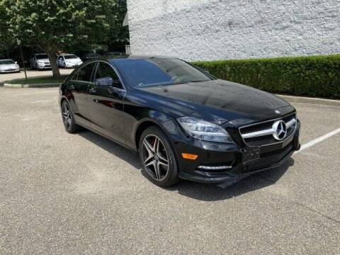 2014 Mercedes-Benz CLS for sale at Select Auto in Smithtown NY