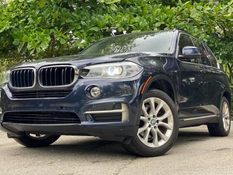 2016 BMW X5 for sale at HIGH PERFORMANCE MOTORS in Hollywood FL