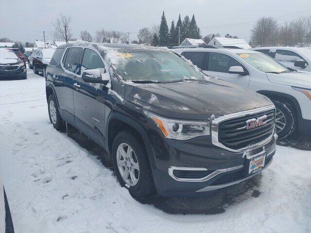 2017 GMC Acadia for sale at Frenchie's Chevrolet and Selects in Massena NY