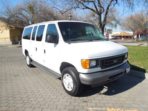 2007 Ford E-Series Wagon for sale at Family Truck and Auto.com in Oakdale CA