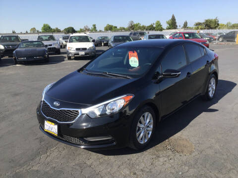 2016 Kia Forte for sale at My Three Sons Auto Sales in Sacramento CA