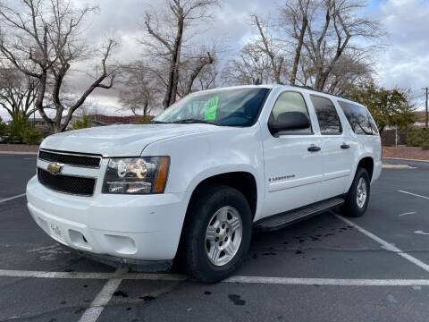 2008 Chevrolet Suburban for sale at GALLIAN DISCOUNT AUTO in St George UT