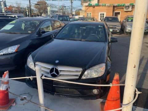 2010 Mercedes-Benz C-Class for sale at Park Avenue Auto Lot Inc in Linden NJ