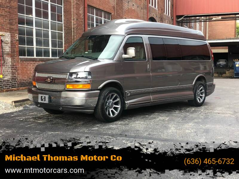 2008 Chevrolet Express Cargo for sale at Michael Thomas Motor Co in Saint Charles MO