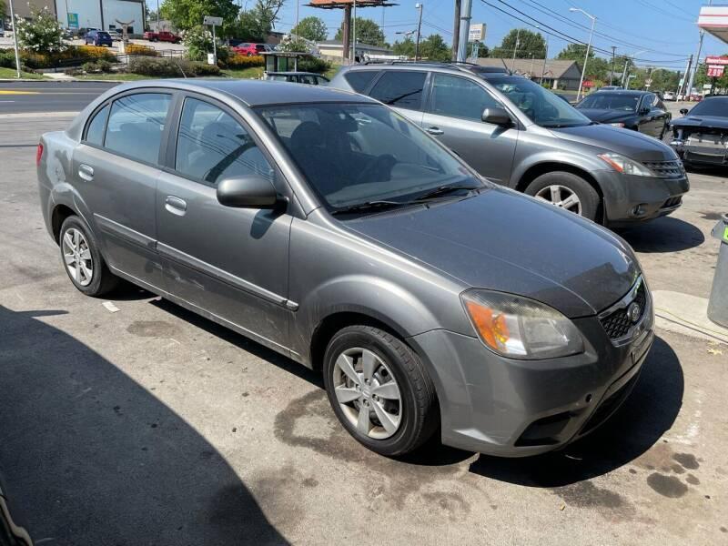 2010 Kia Rio for sale at Best Choice Auto Sales in Lexington KY
