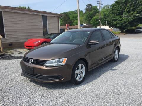 2012 Volkswagen Jetta for sale at Wholesale Auto Inc in Athens TN