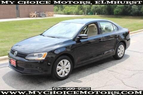 2012 Volkswagen Jetta for sale at My Choice Motors Elmhurst in Elmhurst IL