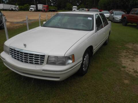 1999 Cadillac DeVille for sale at Cooper's Wholesale Cars in West Point MS