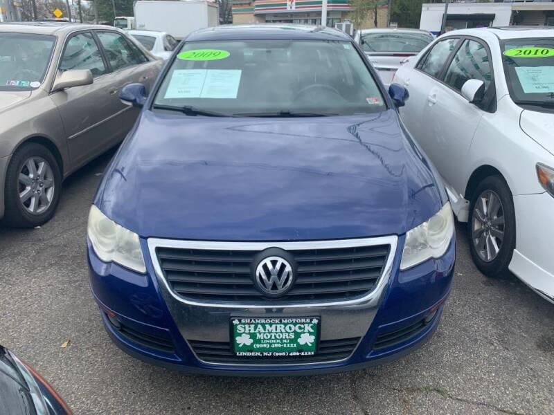 2009 Volkswagen Passat for sale at Park Avenue Auto Lot Inc in Linden NJ