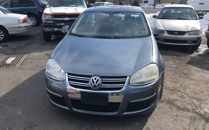 2005 Volkswagen Jetta for sale at G&K Consulting Corp in Fair Lawn NJ