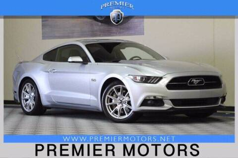 2015 Ford Mustang for sale at Premier Motors in Hayward CA