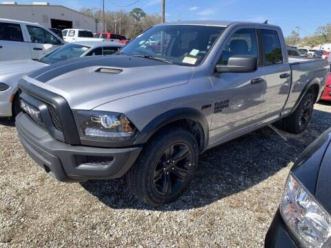 2021 RAM Ram Pickup 1500 Classic for sale at CROWN  DODGE CHRYSLER JEEP RAM FIAT in Pascagoula MS