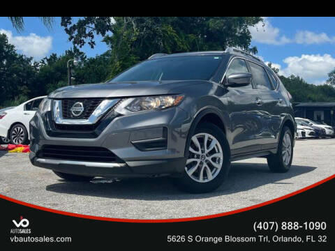2018 Nissan Rogue for sale at V & B Auto Sales in Orlando FL