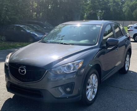 2013 Mazda CX-5 for sale at Diamond Automobile Exchange in Woodbridge VA