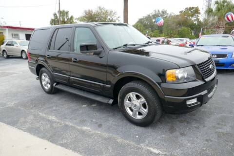 2005 Ford Expedition for sale at J Linn Motors in Clearwater FL