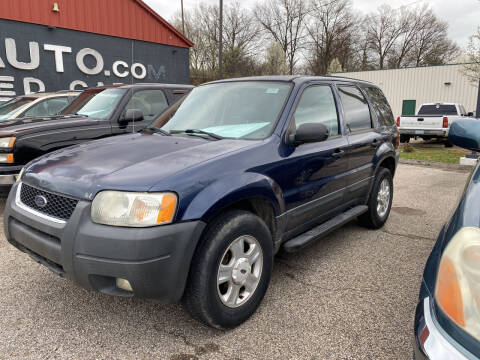 2004 Ford Escape for sale at 4th Street Auto in Louisville KY