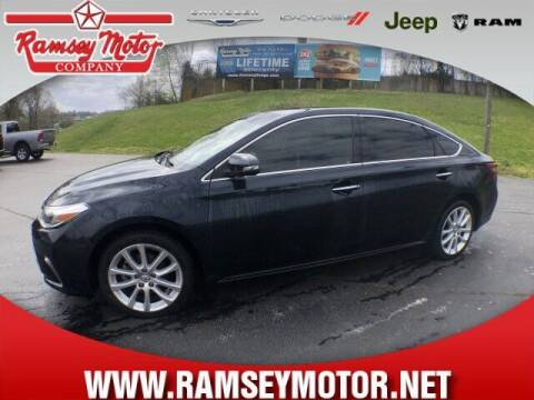 2016 Toyota Avalon for sale at RAMSEY MOTOR CO in Harrison AR