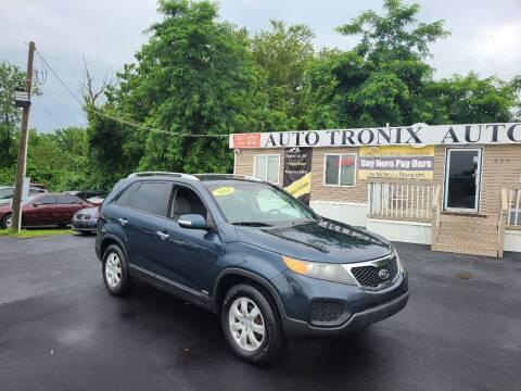 2011 Kia Sorento for sale at Auto Tronix in Lexington KY