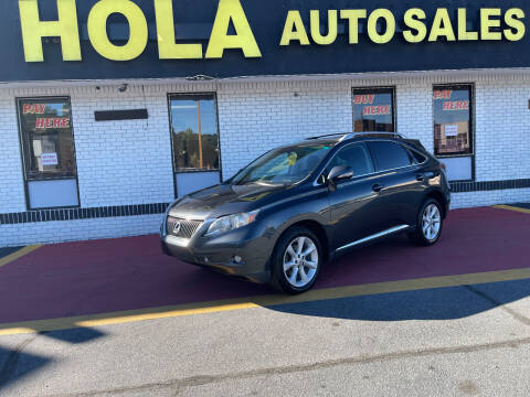 2010 Lexus RX 350 for sale at HOLA AUTO SALES CHAMBLEE- BUY HERE PAY HERE - in Atlanta GA