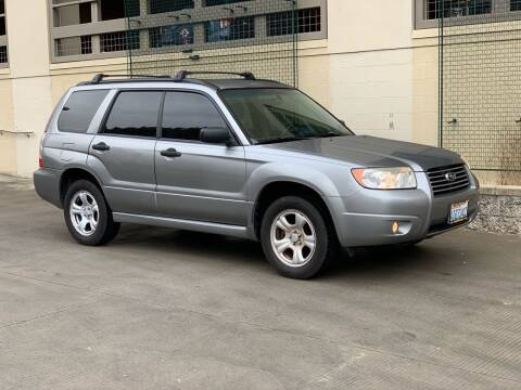 2007 Subaru Forester for sale at LANCASTER AUTO GROUP in Portland OR