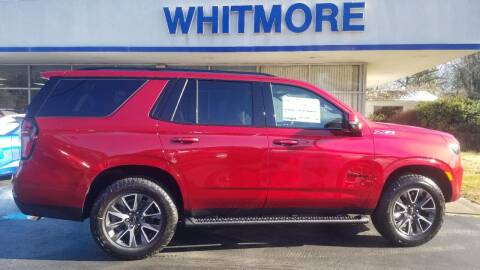 2021 Chevrolet Tahoe for sale at Whitmore Chevrolet in West Point VA