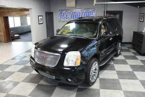 2007 GMC Yukon for sale at TCC Motors in Farmington Hills MI