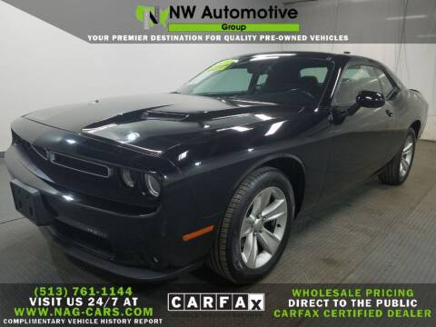 2016 Dodge Challenger for sale at NW Automotive Group in Cincinnati OH