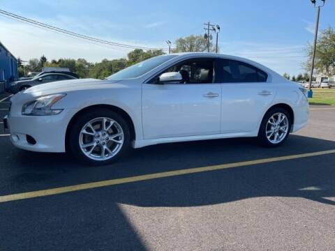 2014 Nissan Maxima for sale at Piehl Motors - PIEHL Chevrolet Buick Cadillac in Princeton IL