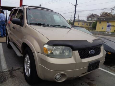 2007 Ford Escape for sale at USA Auto Brokers in Houston TX