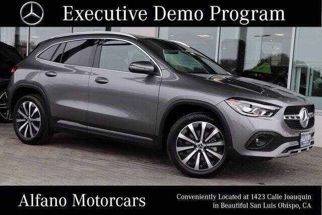 2021 Mercedes-Benz GLA for sale in San Luis Obispo, CA
