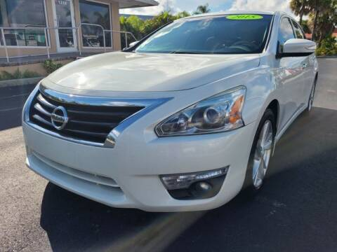 2015 Nissan Altima for sale at BC Motors of Stuart in West Palm Beach FL