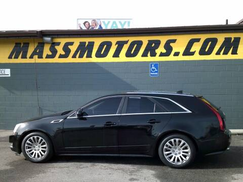2014 Cadillac CTS for sale at M.A.S.S. Motors - Fairview in Boise ID