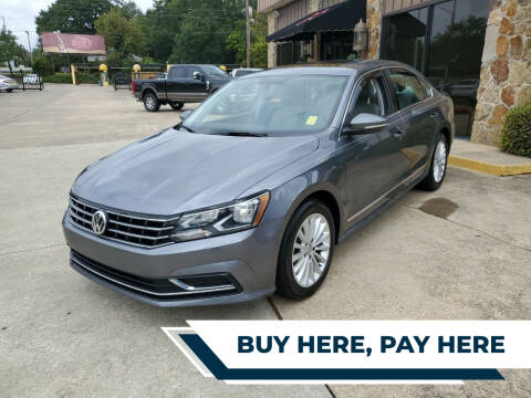 2016 Volkswagen Passat for sale at TR Motors in Opelika AL