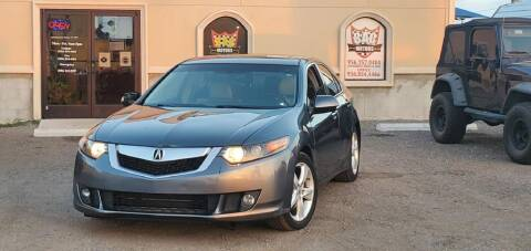 2010 Acura TSX for sale at BAC Motors in Weslaco TX