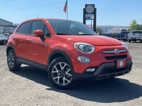 2018 FIAT 500X for sale at The Other Guys Auto Sales in Island City OR