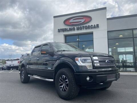 2013 Ford F-150 for sale at Sterling Motorcar in Ephrata PA