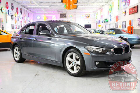 2013 BMW 3 Series for sale at Classics and Beyond Auto Gallery in Wayne MI
