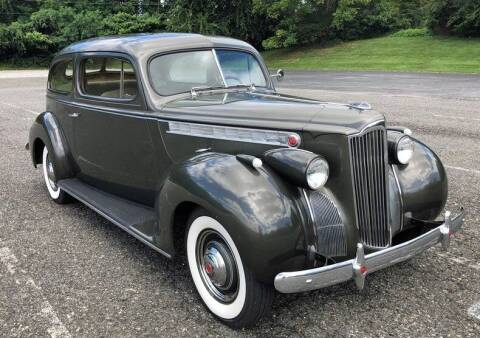 1940 Packard 110 for sale at Vintage Car Collector in Glendale CA
